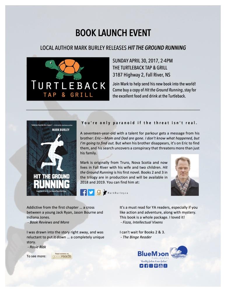 HTGR book launch post turtleback